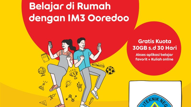 Kerjasama Polinela dan Indosat Ooredoo Dalam Mensiasati Wabah Covid-19